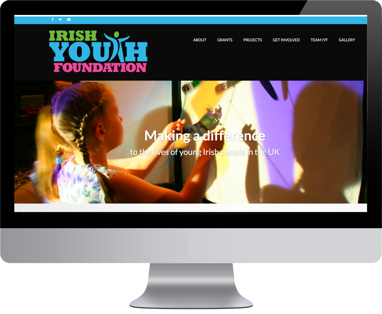 affordable website design for charities by clare web design ennis shannon galway limerick